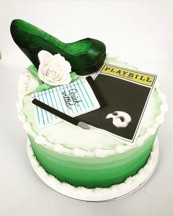 Custom Adult Cake