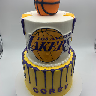 Sports Inspired Cakes
