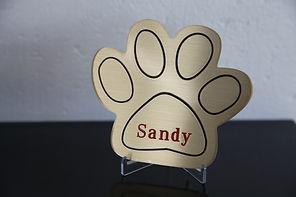 Bronze Pet Plaques in Invercargill
