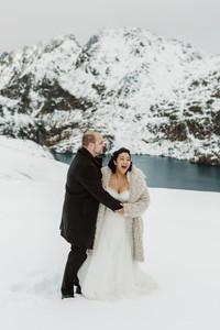 Fiordland Winter Elopement