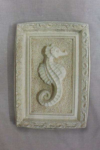 Seahorse Plaque