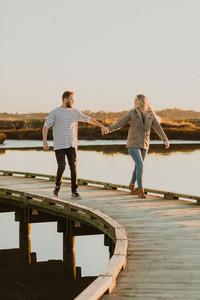 Invercargill estuary boardwalk photos