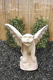 Fantasy Stone Statues in Invercargill
