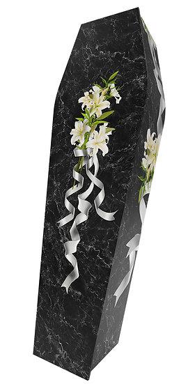 Black Marble Lillies