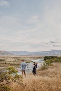 Clay Cliffs Engagement Photos