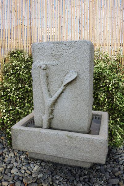 Twig Fountain