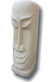 Pasifica Stone Statues Invercargill