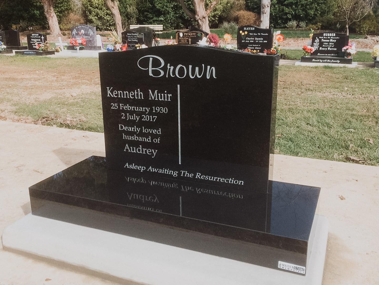 Maidenstone Memorials