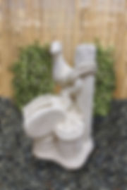 Nautical Garden Statues in Invercargill