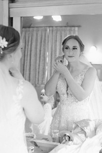 Invercargill wedding at the Abbey with bridal photos at Anderson's Park
