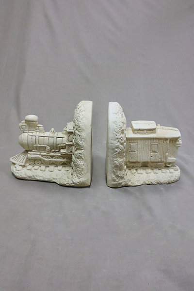 Train Bookends (Pair)