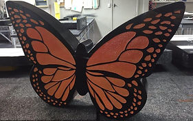 Monarch-butterfly-headstone