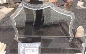 Maidenstone Headstone