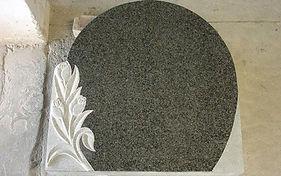Tulip Headstone in Invercargill