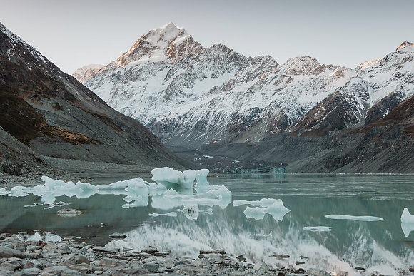 Mount Cook Reflections