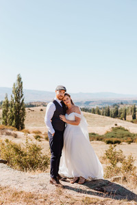 Wedding at the Packing Shed in Alexandra