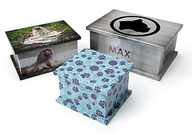 Pet Ashes Boxes in Invercargill