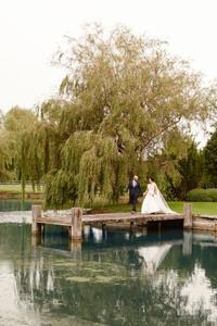 Hideaway 201 wedding in Winton