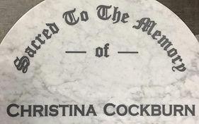 Invercargill Headstone