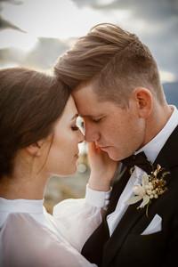 Wedding day at Jacks Point in Queenstown