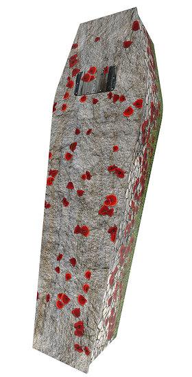 Poppies on Stone