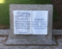 New and Restored Headstone
