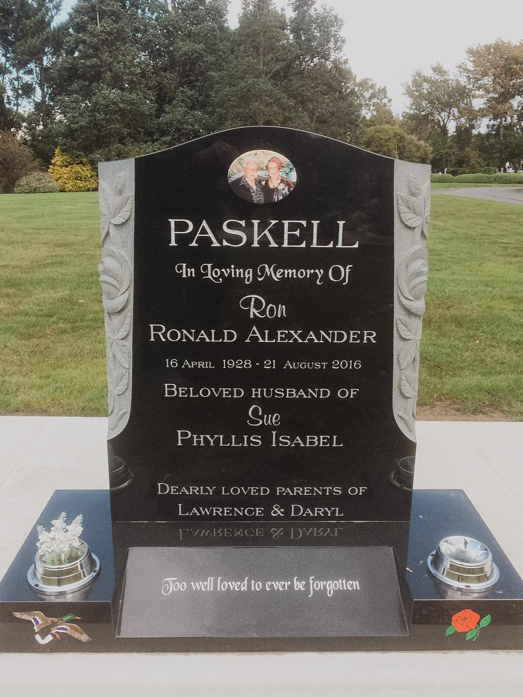 Headstone Maker in Invercargill