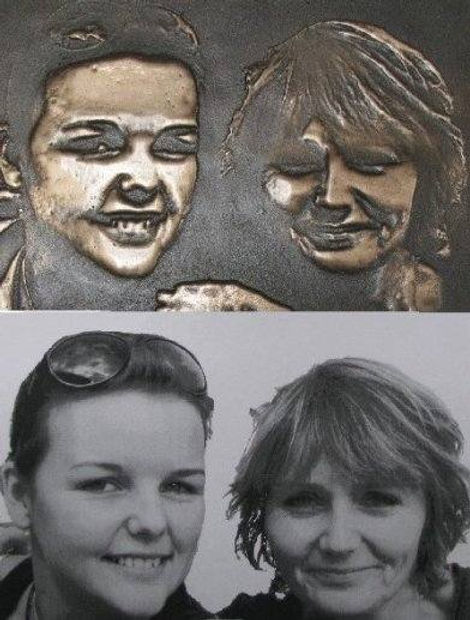 Pictures-turned-into-a-memorial-plaque-Invercargill