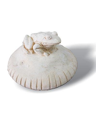 Frog Topper