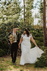 Pine Forest Styled Shoot