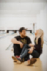Couple-at-Ten-Pin-Bowling-Invercargill