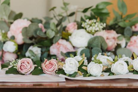 Orchard Garden wedding in Alexandra