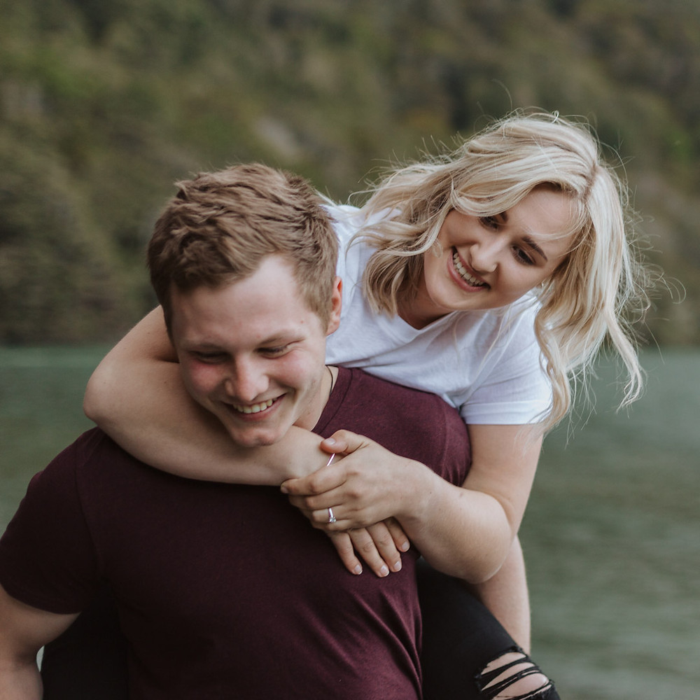 Mavora Lakes engagement photos