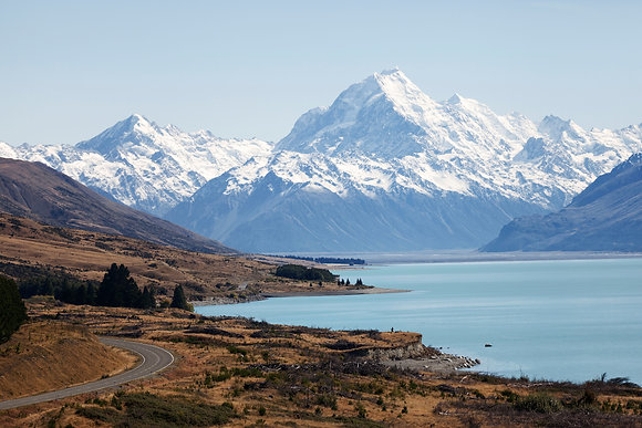 Peter's Lookout - Mount Cook
