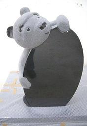 Winnie the Pooh Headstone in Invercargill
