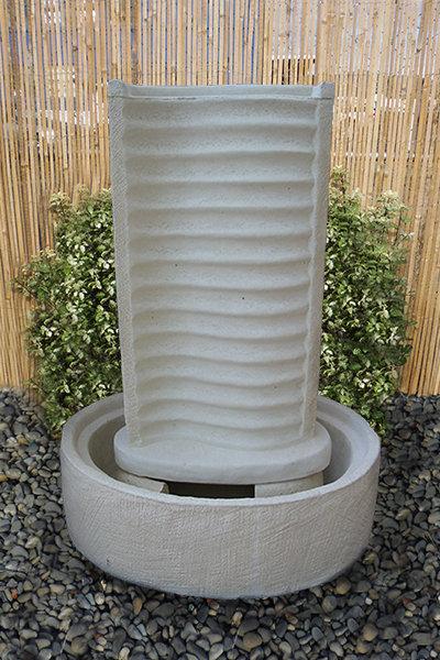Corrugated Fountain