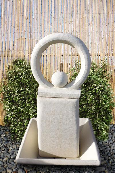 Sanctuary Fountain