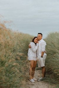 Oreti Beach Engagement