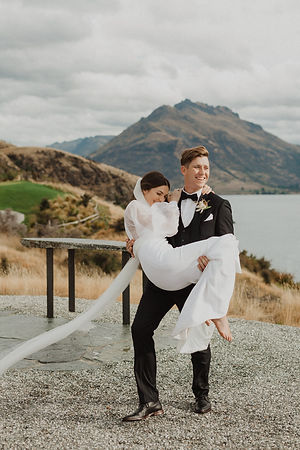 Meg  Micah - Queenstown - Jacks Point Go