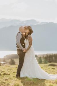 Te Anau Glass Chapel and Farm Wedding