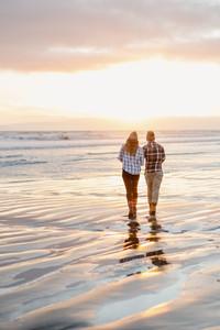 Oreti Beach Sunset