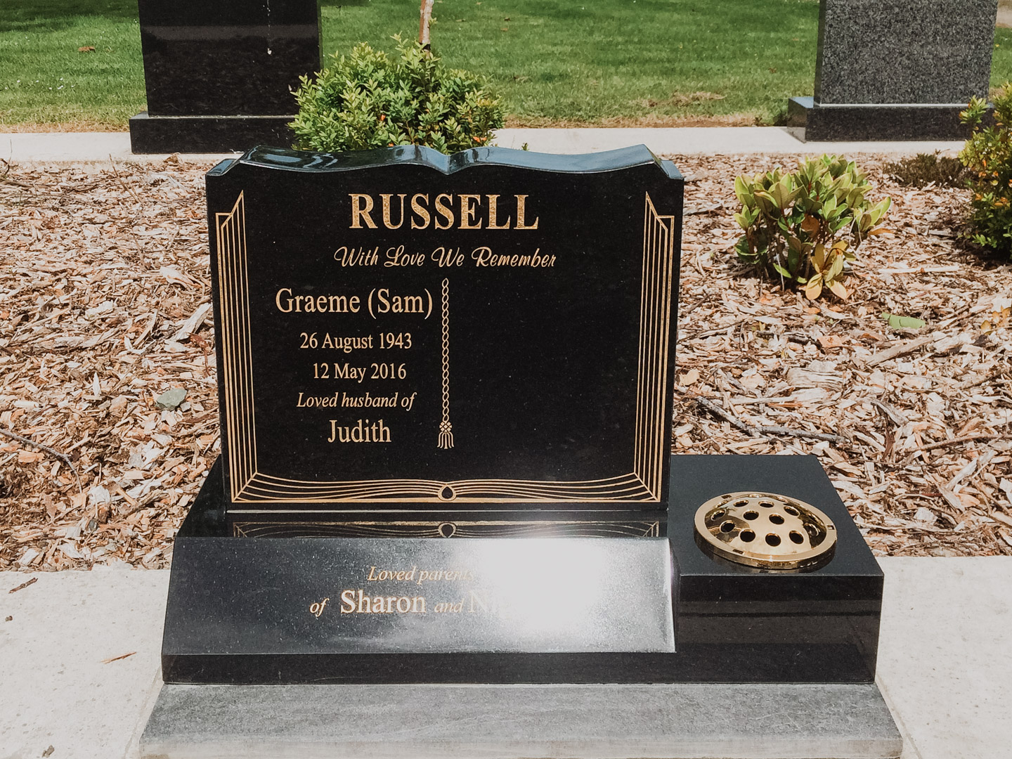 Unique Headstones in Invercargill