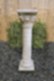 Stone Pedestals in Invercargill