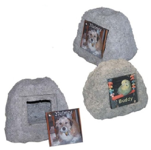 Small Pet Cremation Rock