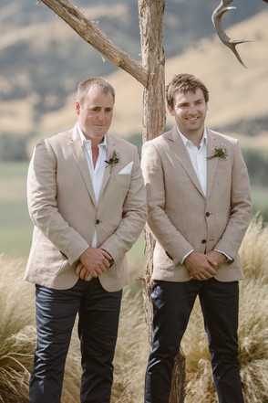 Wedding at The Lookout Lodge in Wanaka