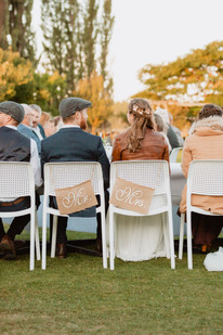 The Packing Shed Wedding in Alexandra