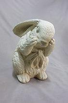 Rabbit Stone Statues Invercargill