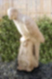 Animal garden statues in Invercargill