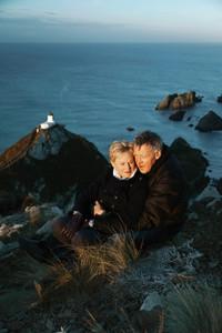 Kaka Point sunset photos