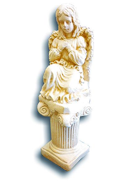 Angel on Pedestal